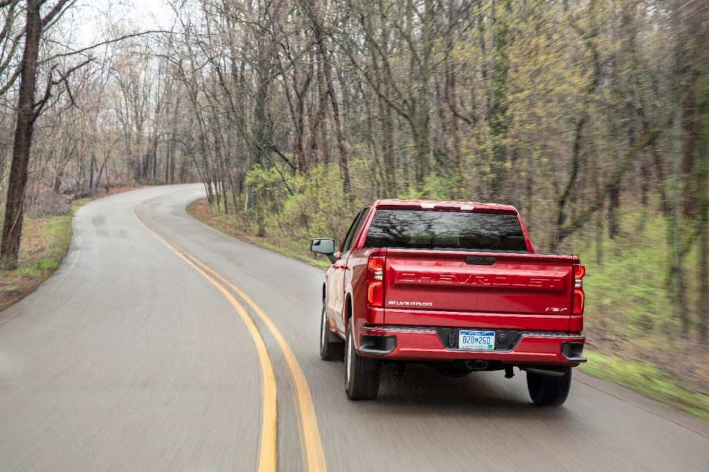 42 Best Review 2019 Chevrolet 1500 Mpg Reviews with 2019 Chevrolet 1500 Mpg