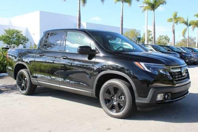 42 Best Review 2019 Honda Ridgeline Black Edition History with 2019 Honda Ridgeline Black Edition