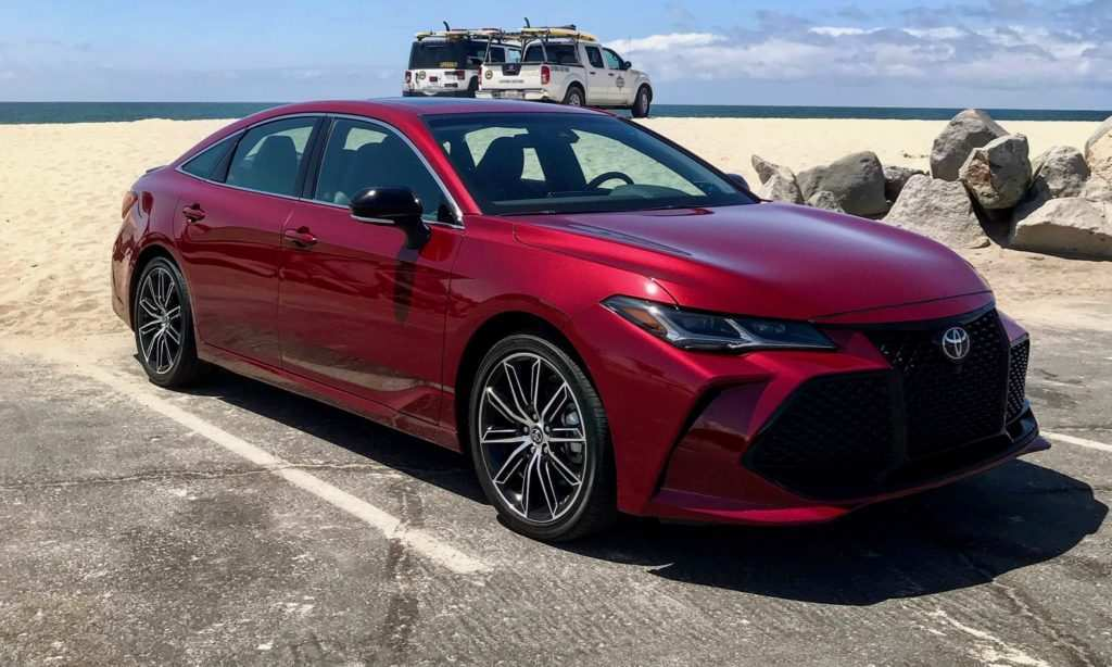 42 Best Review 2019 Toyota Avalon Review Exterior and Interior with 2019 Toyota Avalon Review
