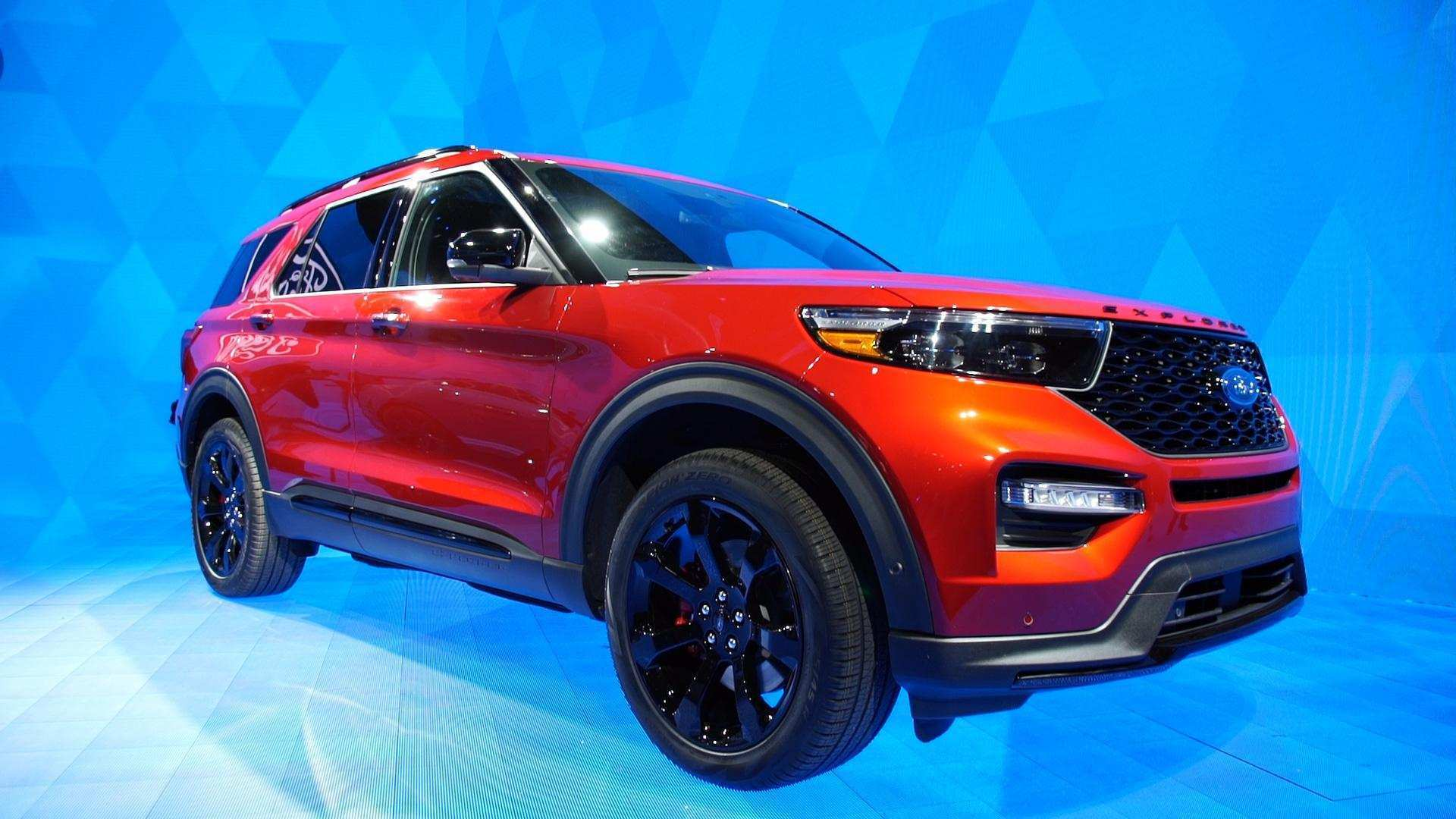 42 Best Review 2020 Ford Explorer Design Research New for 2020 Ford Explorer Design