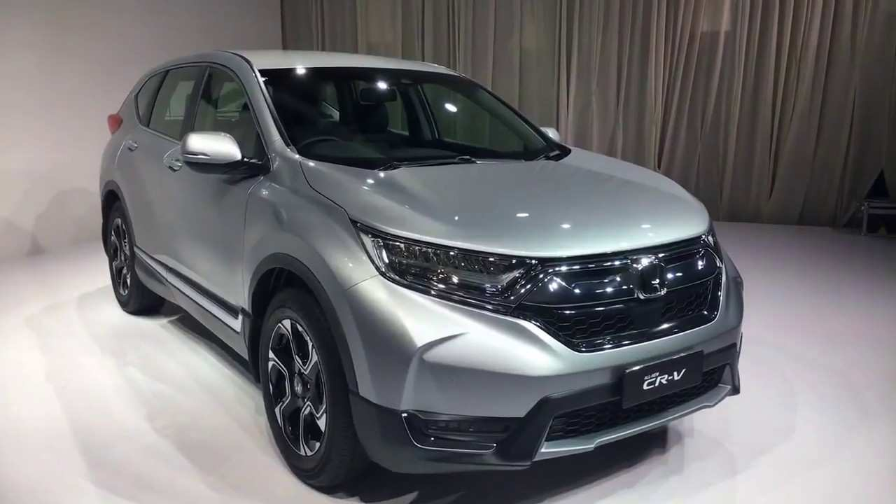 42 Best Review New 2019 Honda Crv Performance and New Engine for New 2019 Honda Crv