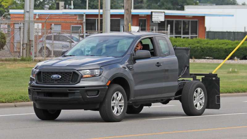 42 Concept of 2019 Ford Ranger Xlt Specs and Review by 2019 Ford Ranger Xlt