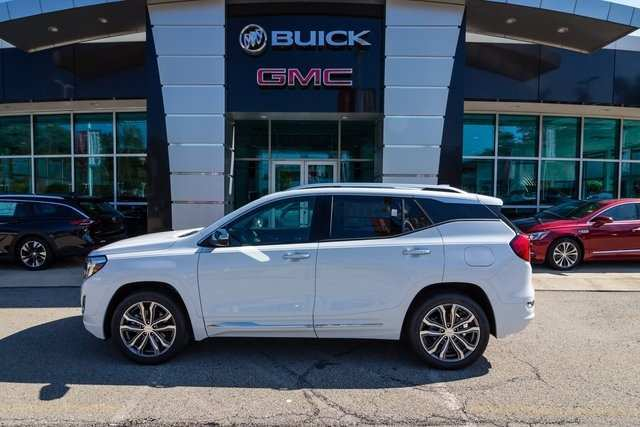42 Concept of 2019 Gmc Terrain Price for 2019 Gmc Terrain