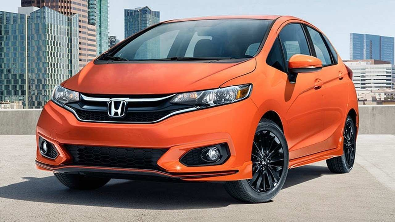 42 Concept of 2019 Honda Fit Rumors Style by 2019 Honda Fit Rumors