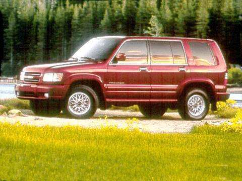 42 Concept of 2019 Isuzu Trooper Exterior and Interior by 2019 Isuzu Trooper