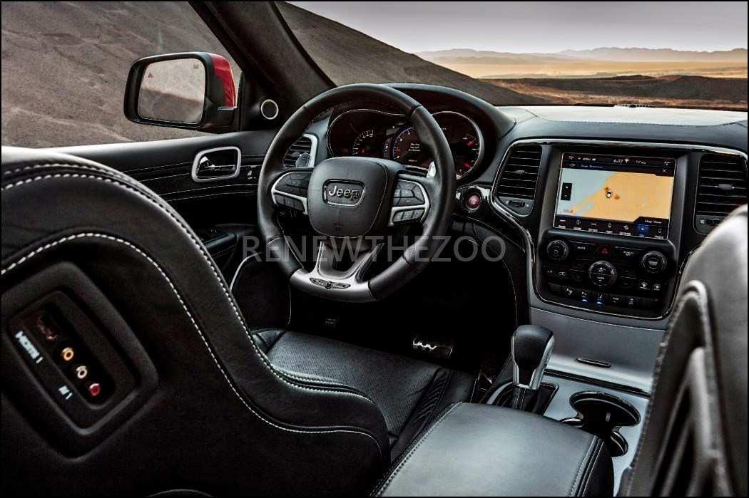 42 Concept of 2019 Jeep Grand Cherokee Interior Reviews with 2019 Jeep Grand Cherokee Interior