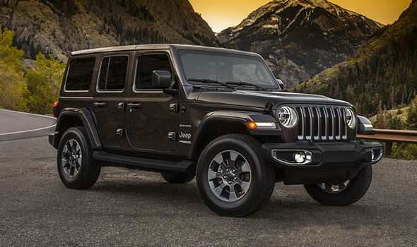 42 Concept of 2019 Jeep Scrambler Specs Reviews by 2019 Jeep Scrambler Specs