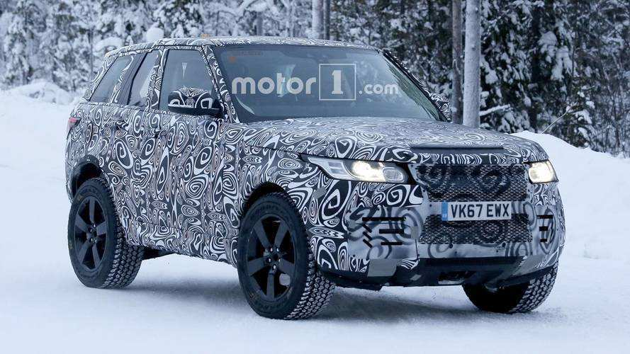 42 Concept of 2019 Land Rover Freelander Spy Shoot by 2019 Land Rover Freelander