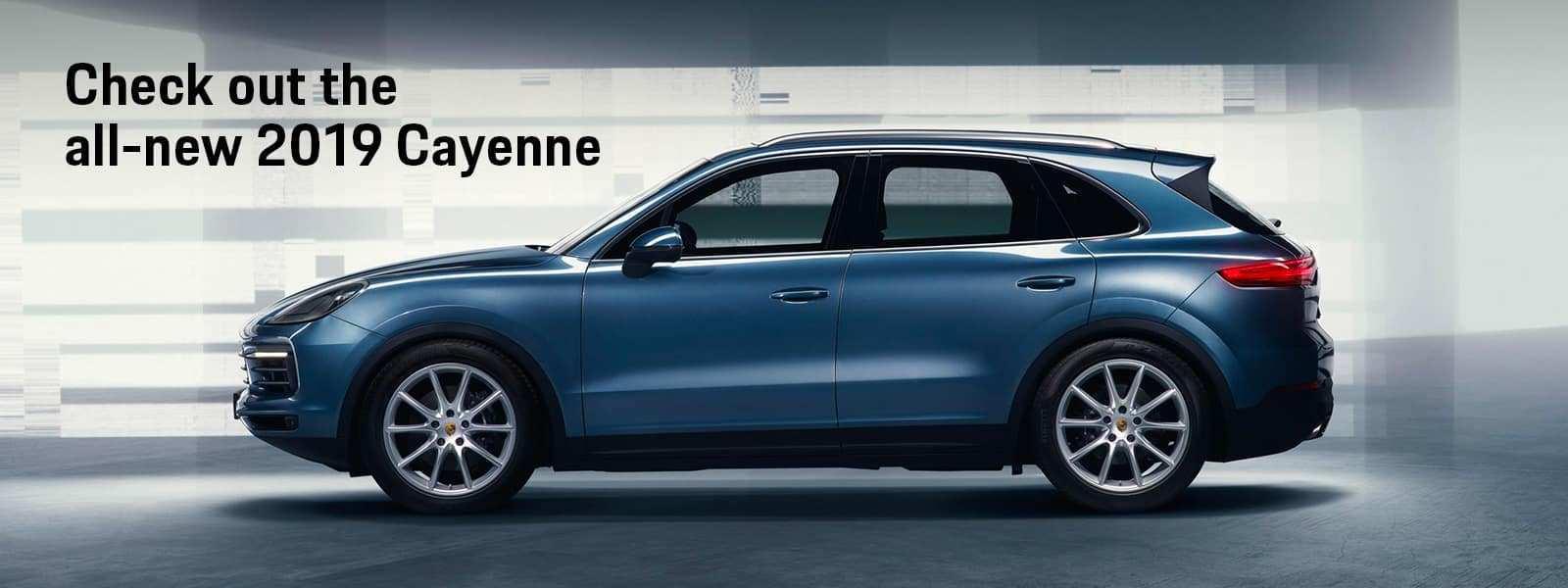 42 Concept of 2019 Porsche Cayenne Release Date Release Date by 2019 Porsche Cayenne Release Date