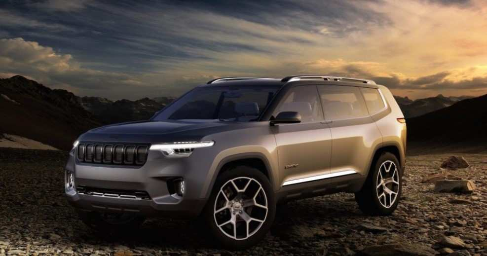 42 Concept of 2020 Jeep Grand Cherokee Redesign Redesign and Concept with 2020 Jeep Grand Cherokee Redesign