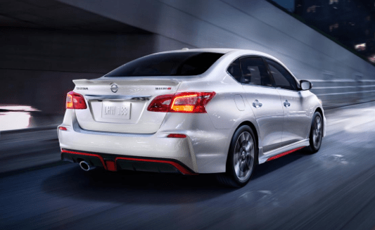 42 Concept of 2020 Nissan Sentra Wallpaper with 2020 Nissan Sentra