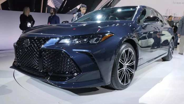 42 Concept of 2020 Toyota Avalon Redesign Picture for 2020 Toyota Avalon Redesign