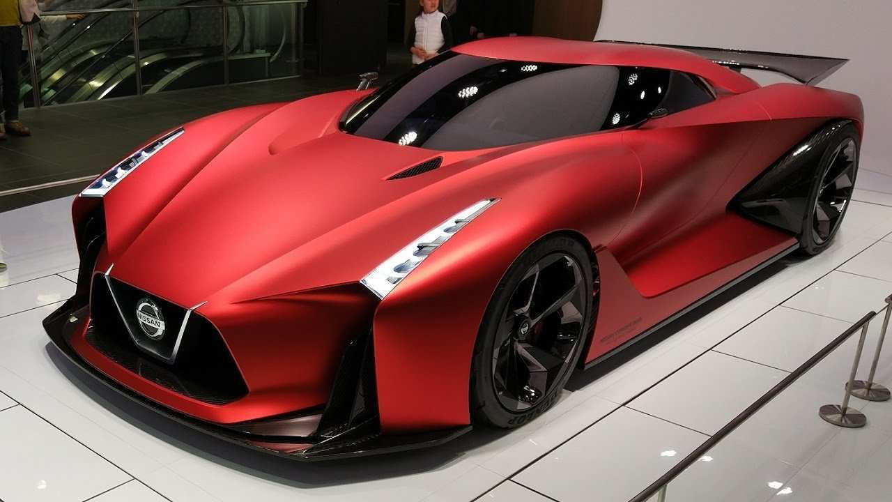 42 Concept of Nissan Gtr 2020 Performance and New Engine for Nissan Gtr 2020