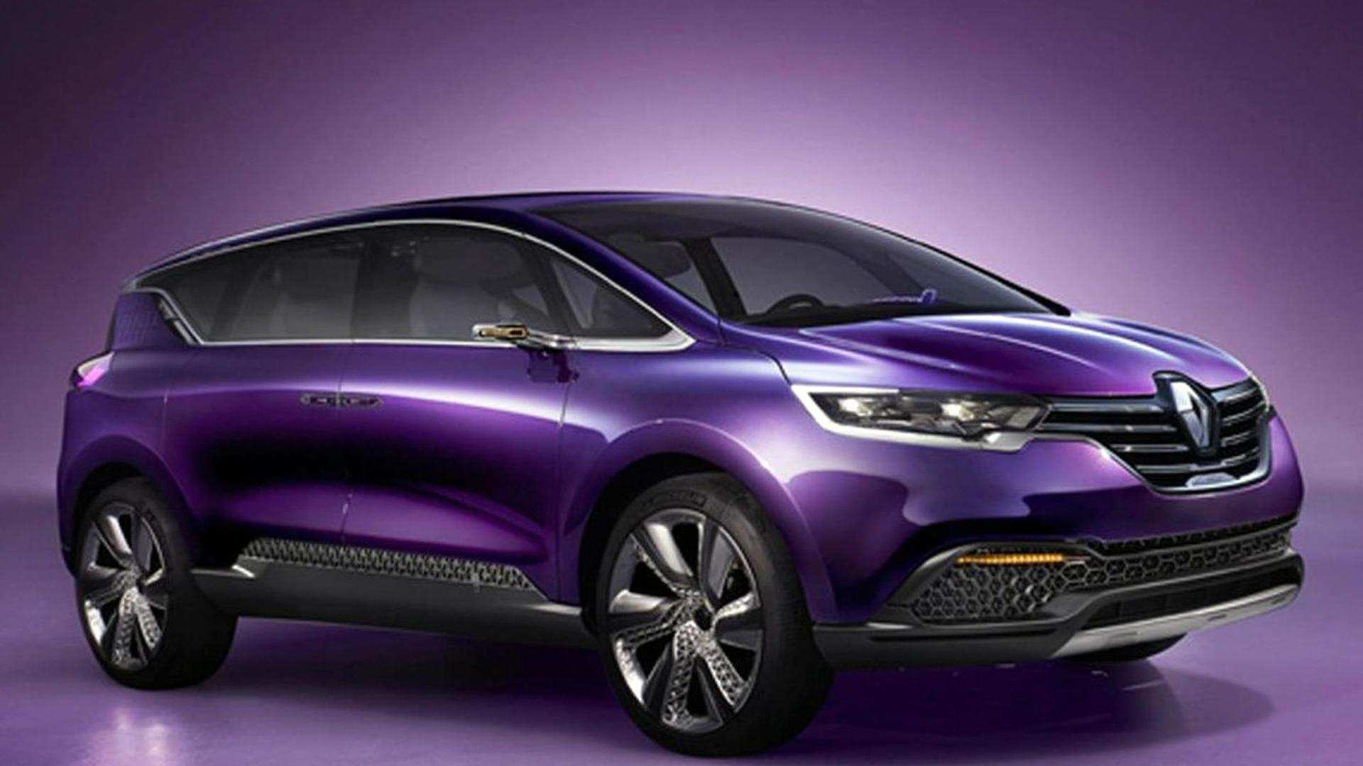 42 Concept of Renault Strategie 2020 Performance for Renault Strategie 2020