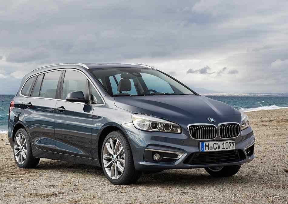42 Gallery of 2019 Bmw Active Tourer First Drive by 2019 Bmw Active Tourer