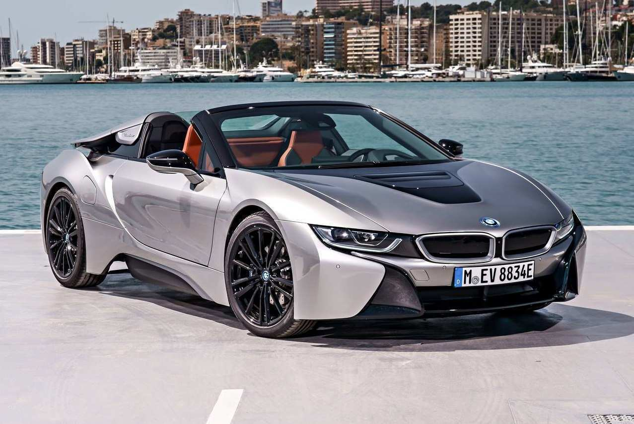 42 Gallery of 2019 Bmw I8 Roadster Reviews with 2019 Bmw I8 Roadster