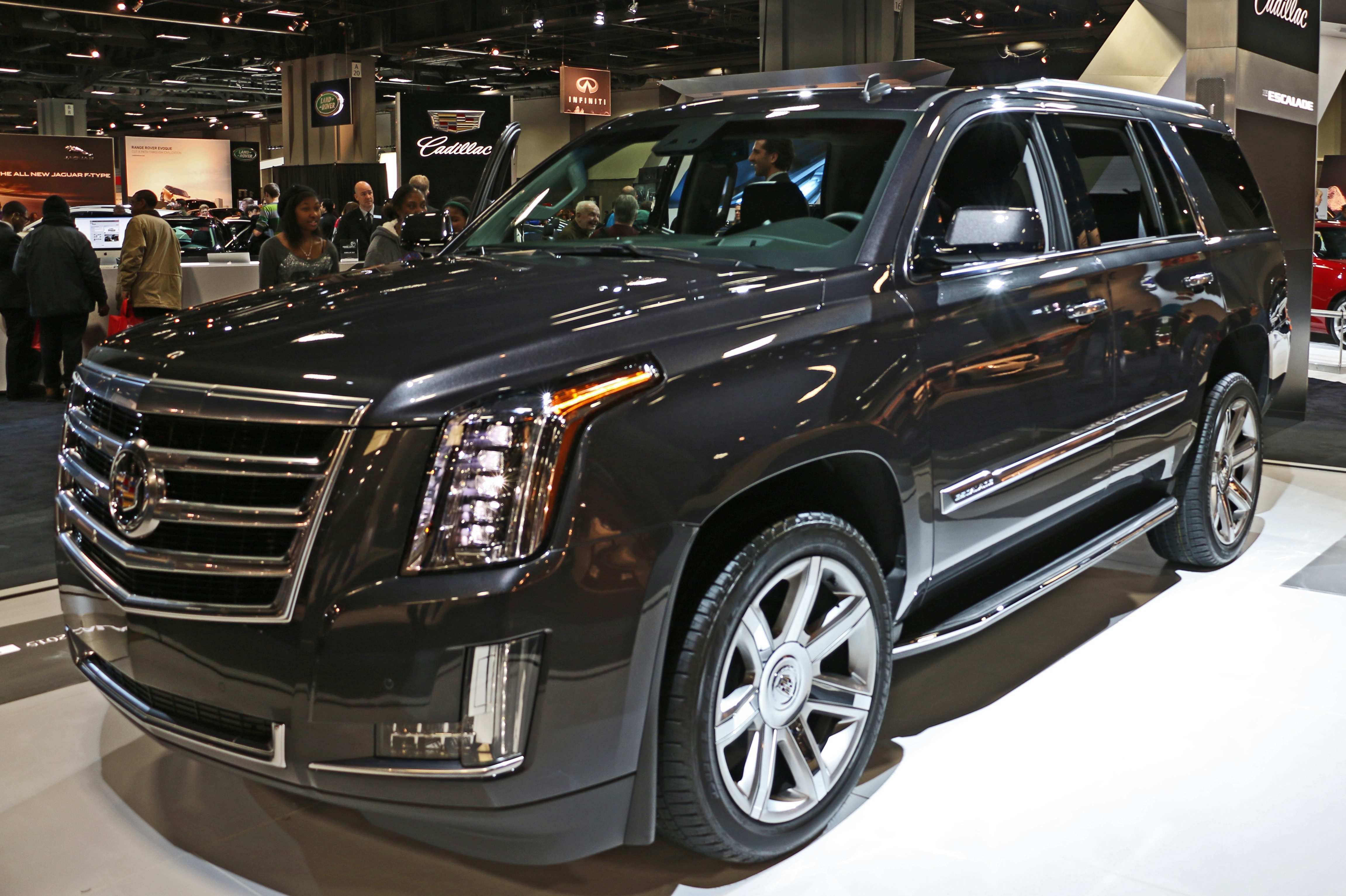 42 Gallery of 2019 Cadillac Escalade Changes Rumors by 2019 Cadillac Escalade Changes