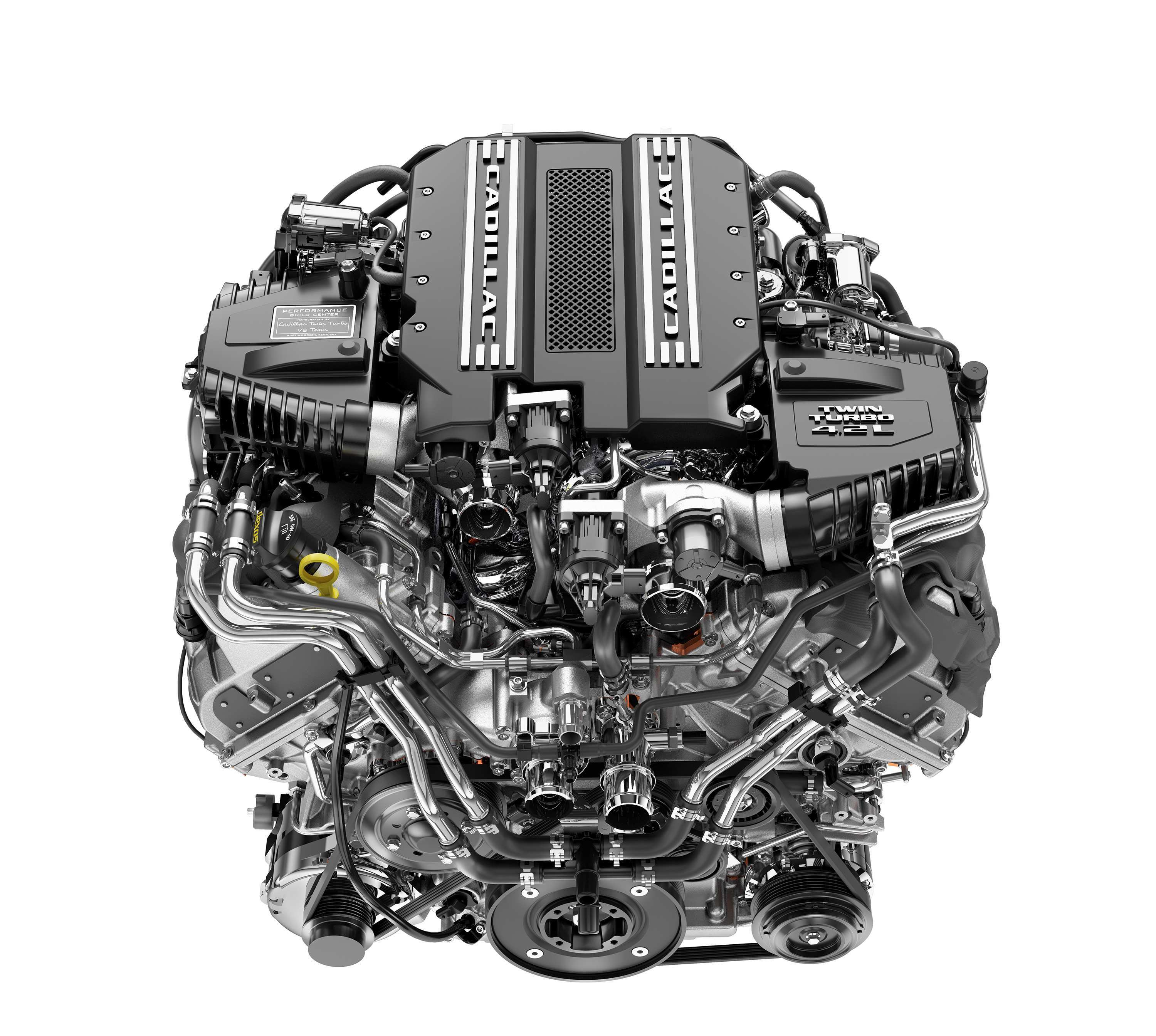 42 Gallery of 2019 Cadillac Twin Turbo V8 First Drive with 2019 Cadillac Twin Turbo V8