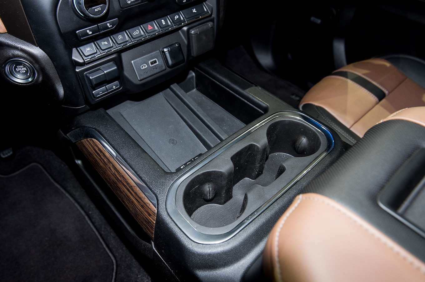 42 Gallery of 2019 Chevrolet High Country Interior Images by 2019 Chevrolet High Country Interior