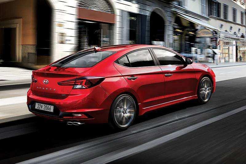 42 Gallery of 2019 Hyundai Elantra Sport Release Date by 2019 Hyundai Elantra Sport