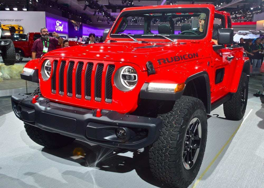 42 Gallery of 2019 Jeep Wrangler La Auto Show Wallpaper with 2019 Jeep Wrangler La Auto Show