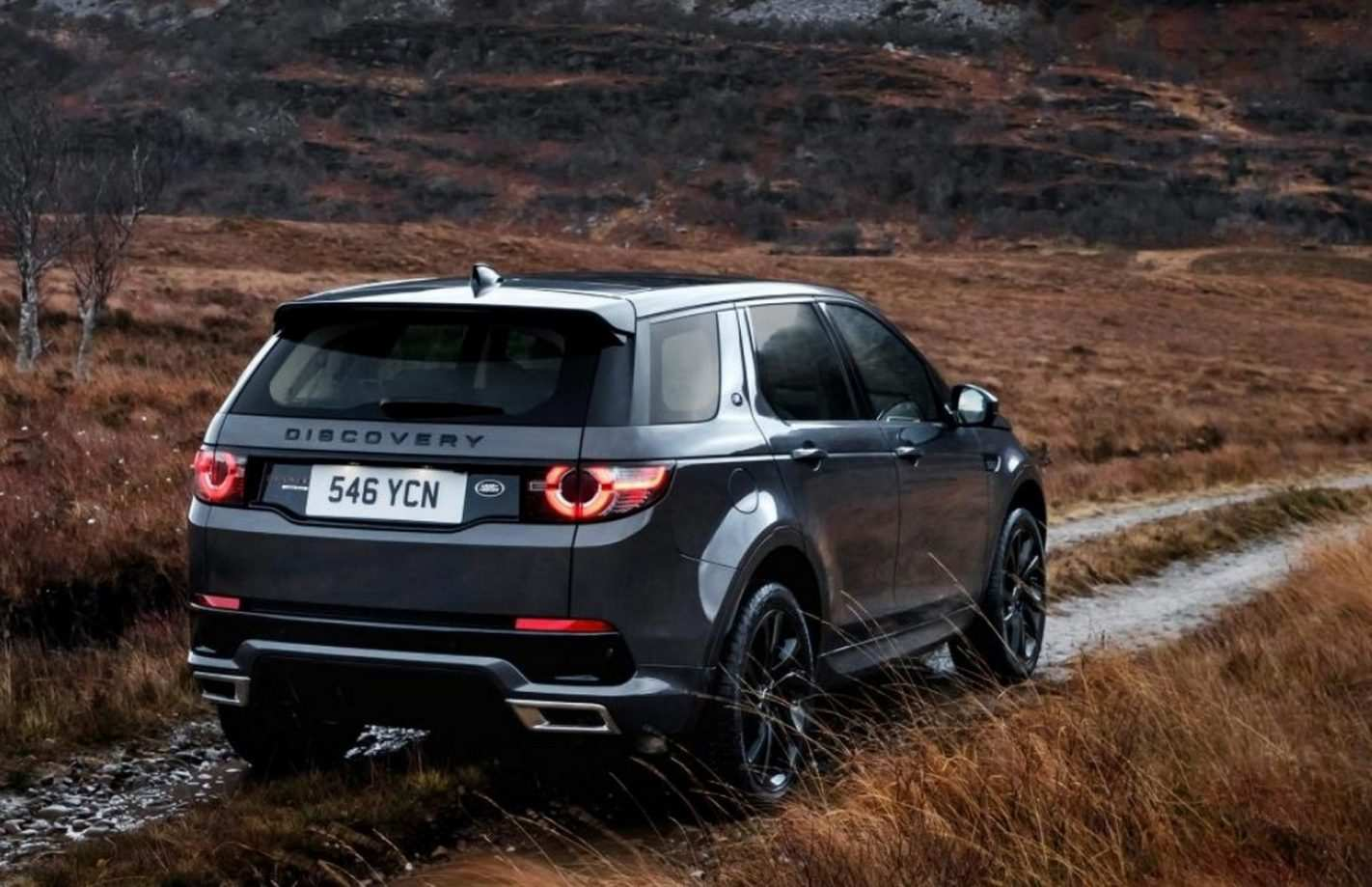 42 Gallery of 2019 Land Rover Discovery Svx Picture by 2019 Land Rover Discovery Svx
