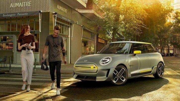 42 Gallery of 2019 Mini Cooper Electric Images for 2019 Mini Cooper Electric