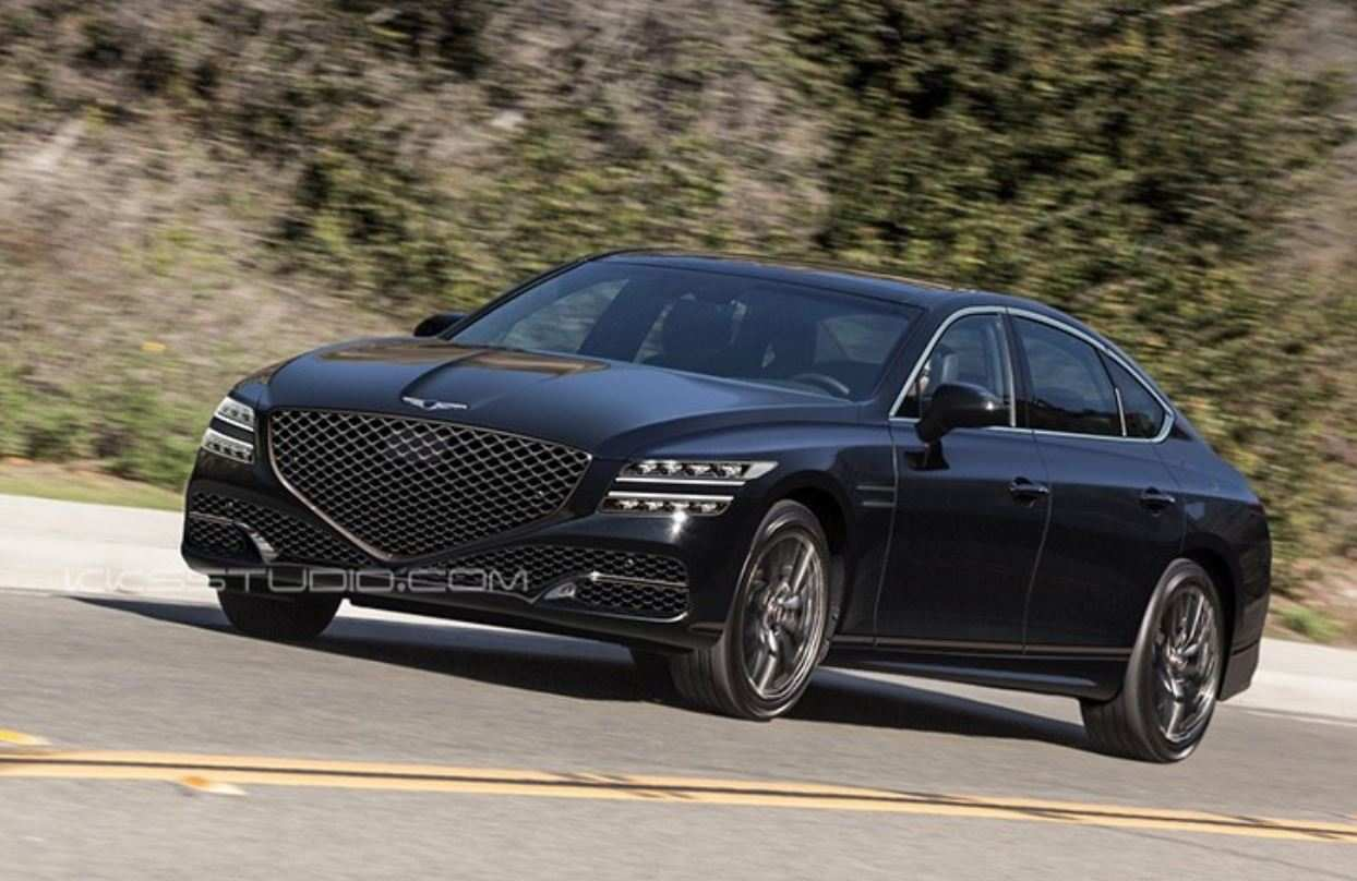 42 Gallery of 2020 Genesis First Drive with 2020 Genesis