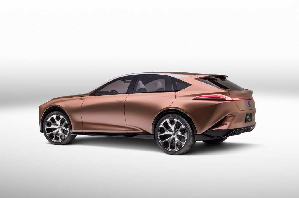 42 Gallery of 2020 Lexus Lf1 Performance with 2020 Lexus Lf1