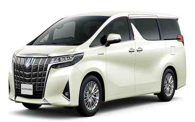 42 Gallery of 2020 Toyota Alphard Photos for 2020 Toyota Alphard