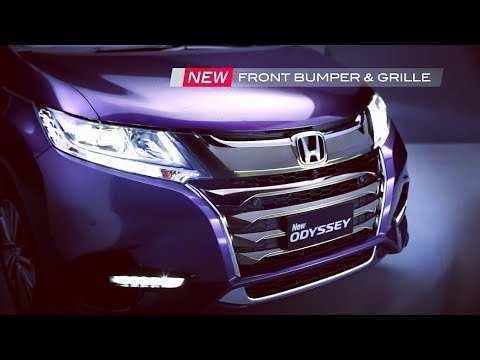 42 Gallery of Honda Odyssey 2019 Australia Redesign by Honda Odyssey 2019 Australia
