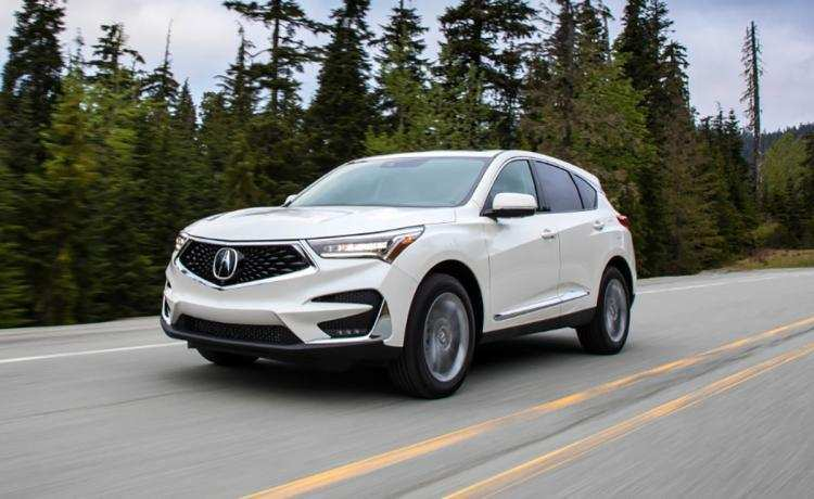 42 Great 2019 Acura Rdx Hybrid Model by 2019 Acura Rdx Hybrid