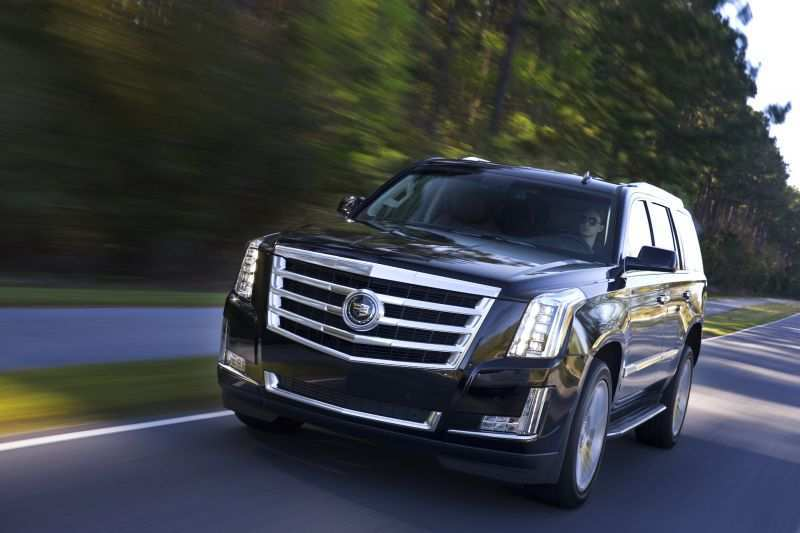 42 Great 2019 Cadillac Escalade Changes Speed Test for 2019 Cadillac Escalade Changes