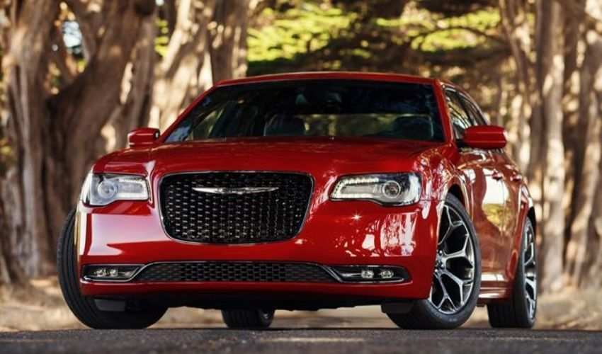 42 Great 2019 Chrysler Cars Interior with 2019 Chrysler Cars