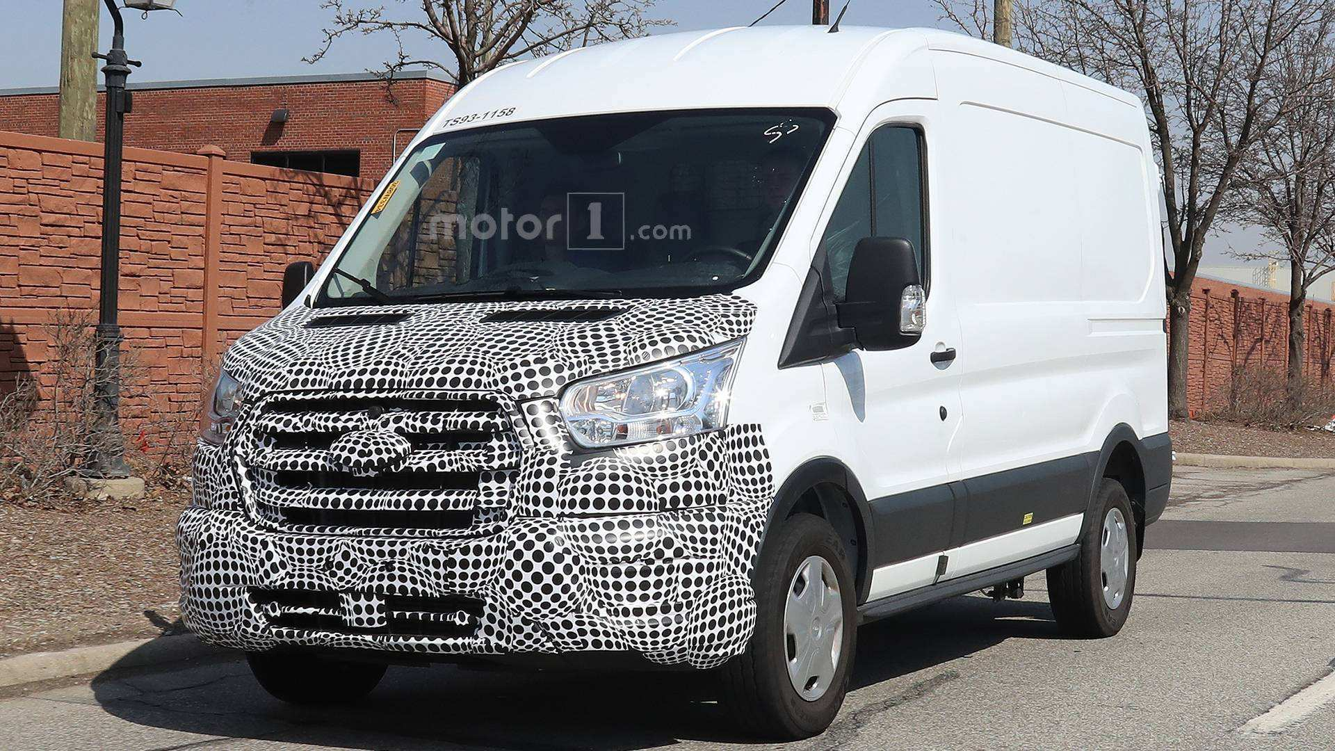 42 Great 2019 Ford Transit Awd Redesign with 2019 Ford Transit Awd