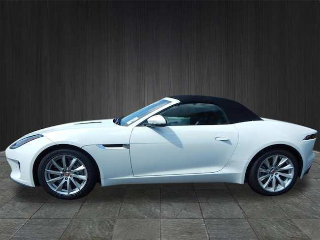 42 Great 2019 Jaguar F Type Convertible Spesification by 2019 Jaguar F Type Convertible