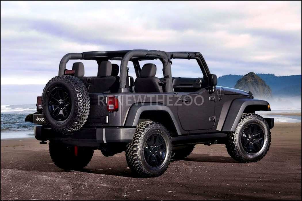 42 Great 2019 Jeep Mpg Release Date by 2019 Jeep Mpg