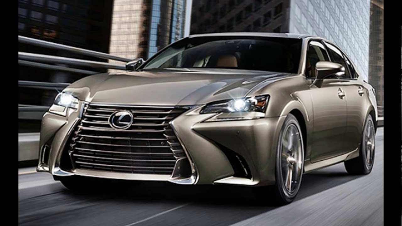 42 Great 2019 Lexus Gs Redesign Spy Shoot by 2019 Lexus Gs Redesign