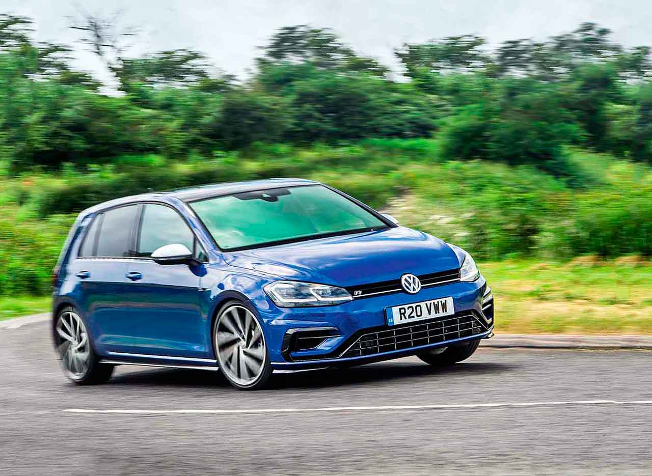 42 Great 2019 Volkswagen Golf R Exterior by 2019 Volkswagen Golf R