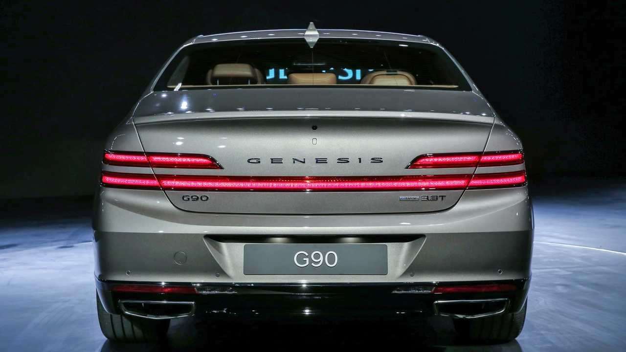 42 Great 2020 Genesis G90 Specs and Review with 2020 Genesis G90