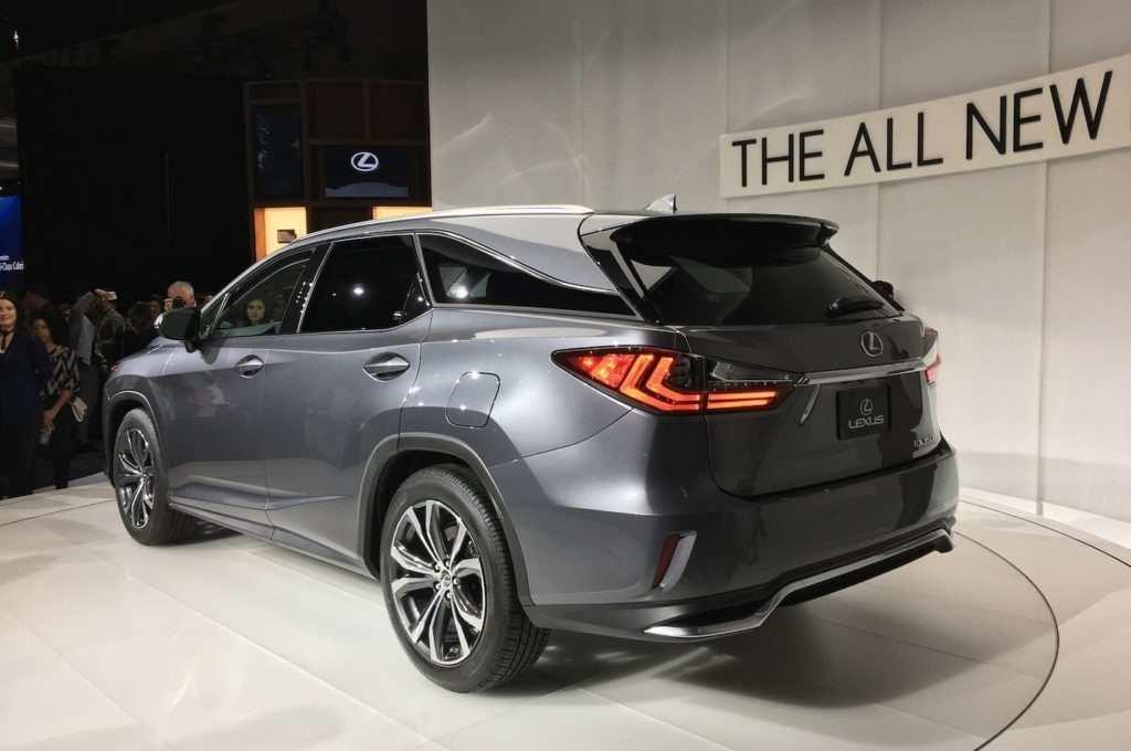 42 Great 2020 Lexus 350 Interior by 2020 Lexus 350
