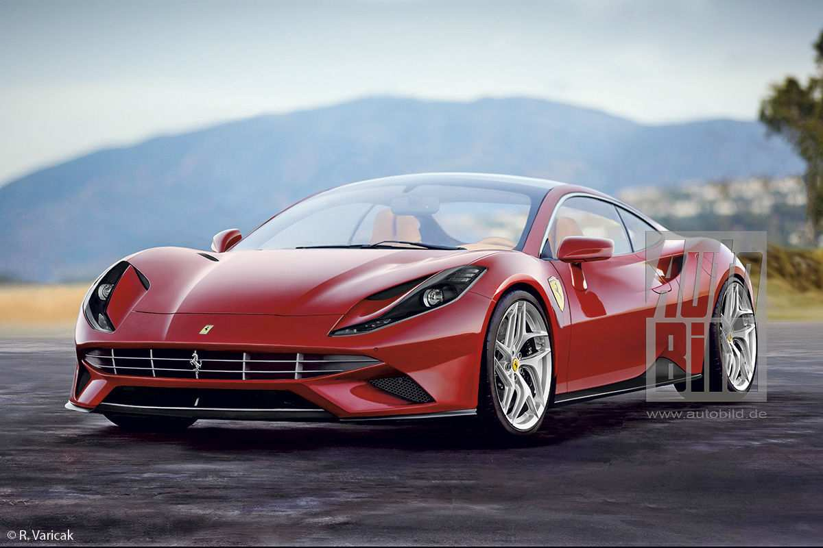 42 Great Ferrari V6 2019 Exterior and Interior for Ferrari V6 2019