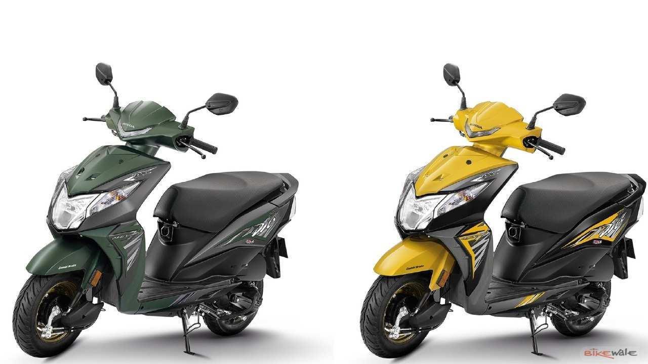 42 Great Honda Dio 2020 Reviews with Honda Dio 2020