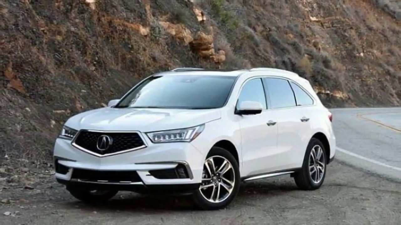 42 New 2019 Acura Mdx Release Date Style for 2019 Acura Mdx Release Date