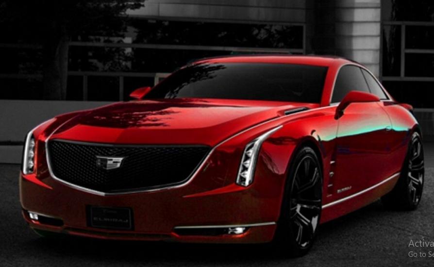 42 New 2019 Cadillac Eldorado Exterior by 2019 Cadillac Eldorado