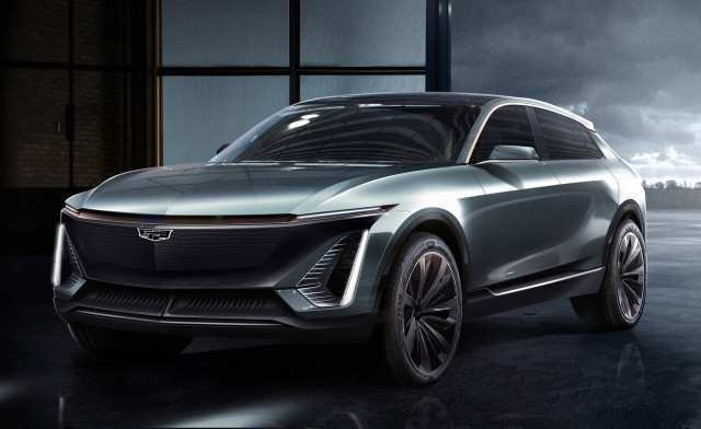 42 New 2019 Cadillac News Spy Shoot for 2019 Cadillac News
