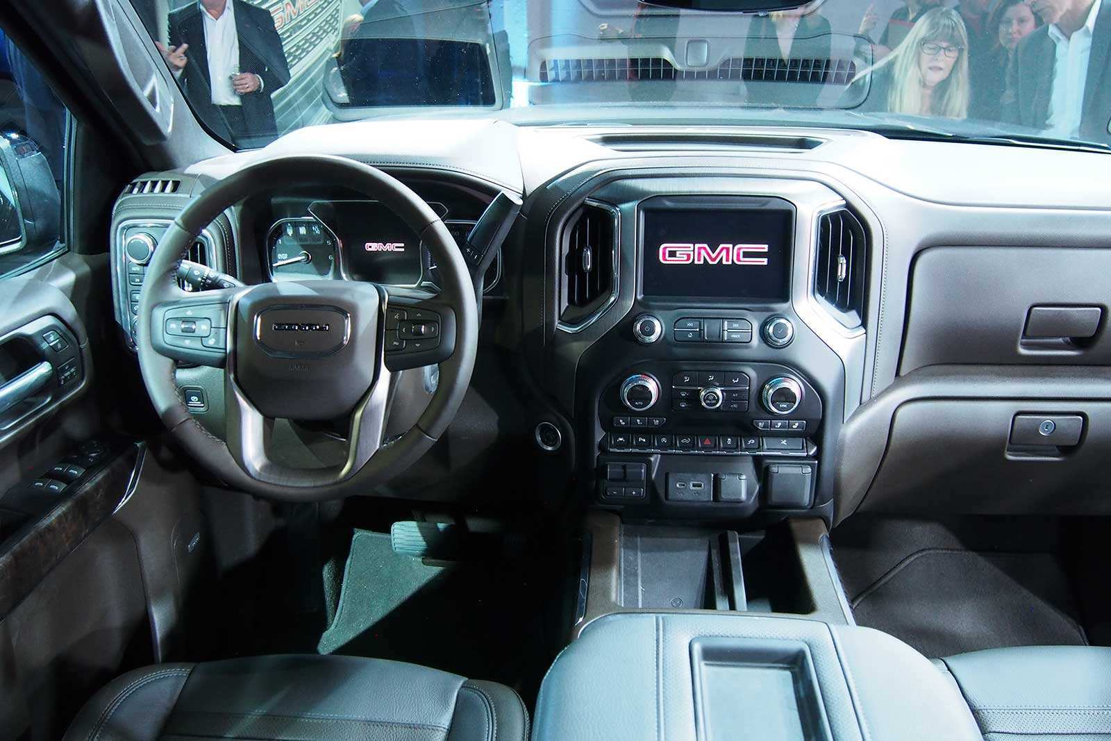 42 New 2019 Gmc 1500 Interior New Review for 2019 Gmc 1500 Interior