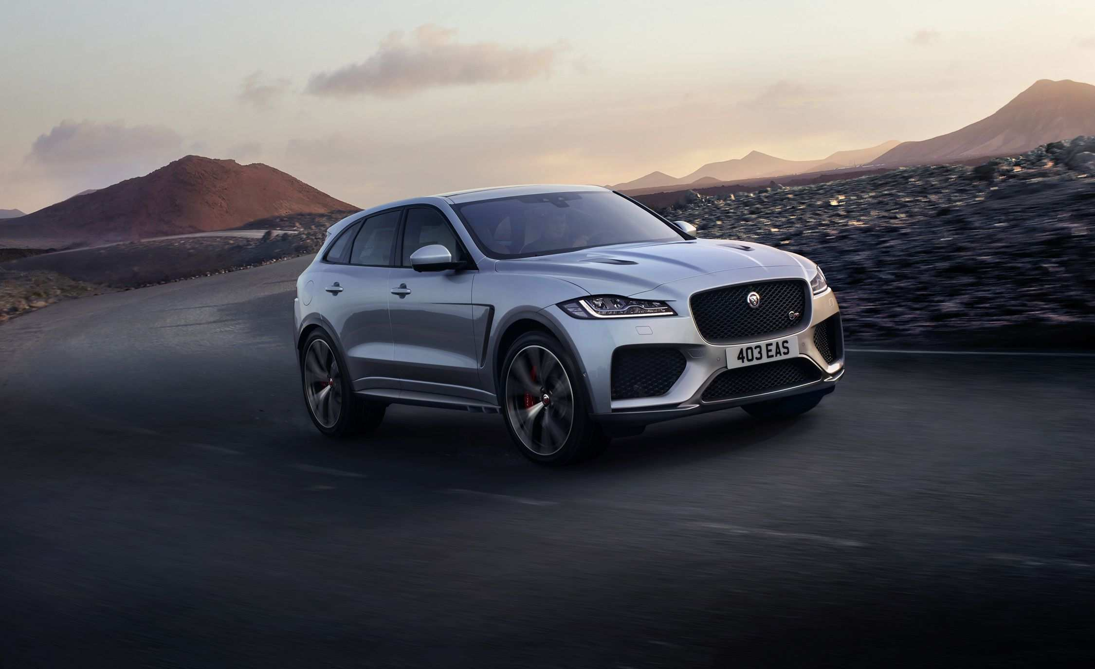 42 New 2019 Jaguar F Pace Svr Images for 2019 Jaguar F Pace Svr