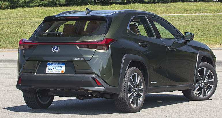 42 New 2019 Lexus Hatchback Configurations for 2019 Lexus Hatchback