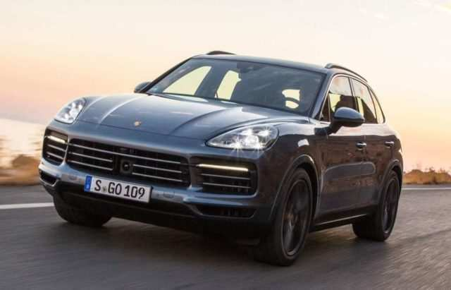 42 New 2019 Porsche Cayenne Release Date Pricing by 2019 Porsche Cayenne Release Date